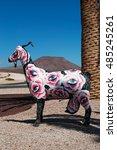 Fuerteventura  A Public Goat...