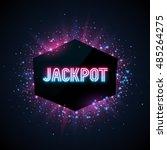 Jackpot Advertisement Template...