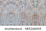 old color grunge vintage... | Shutterstock . vector #485266045