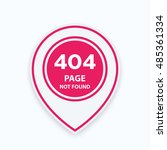 404 page not found  modern...