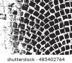 cobblestone paving texture | Shutterstock .eps vector #485402764