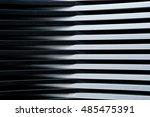 metal louvers   Shutterstock . vector #485475391