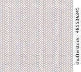 stitch seamless pattern.... | Shutterstock .eps vector #485536345