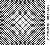 grid  mesh pattern with slight... | Shutterstock . vector #485595391