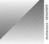 oblique  diagonal lines edgy... | Shutterstock . vector #485609899