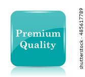 premium quality icon. internet... | Shutterstock . vector #485617789