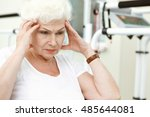 health issues might be...   Shutterstock . vector #485644081