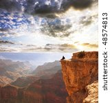 grand canyon | Shutterstock . vector #48574813