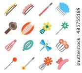 vector illustration with...   Shutterstock .eps vector #485755189