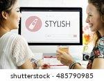stylish beauty women elegant