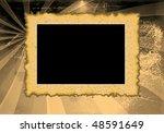 old frame | Shutterstock . vector #48591649