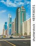 dubai  united arab emirates  ...   Shutterstock . vector #485938351