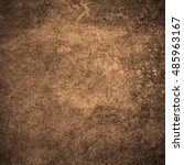 abstract brown background... | Shutterstock . vector #485963167