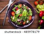 Fresh Healthy Salad With...