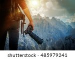 nature photography concept.... | Shutterstock . vector #485979241