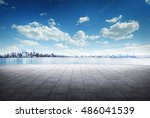 cityscape and skyline of... | Shutterstock . vector #486041539