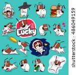 Sticker Collection Of Emoji...