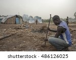 juba  south sudan   february 28 ... | Shutterstock . vector #486126025