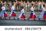 santiago  region metropolitana  ... | Shutterstock . vector #486158479