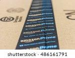 indianapolis   circa september... | Shutterstock . vector #486161791