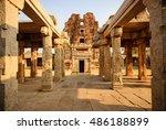 Beautiful Columns Architecture...