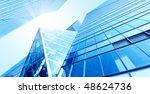 modern building   Shutterstock . vector #48624736