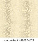 seamless vector pattern.... | Shutterstock .eps vector #486264391