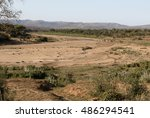 black imfolozi river  imfolozi... | Shutterstock . vector #486294541
