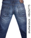 jeans   Shutterstock . vector #48636775