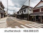 arita  japan   august 21  t... | Shutterstock . vector #486388105