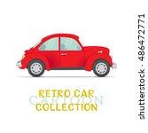 vector illustration of a nice... | Shutterstock .eps vector #486472771