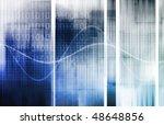digital communication as a...   Shutterstock . vector #48648856