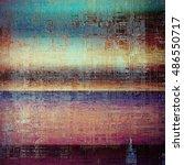 art vintage texture for...   Shutterstock . vector #486550717