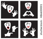 Facial Expressions And Gesture...
