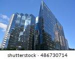 montreal quebec canada 09 15... | Shutterstock . vector #486730714