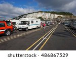 dover  kent  england  august 10