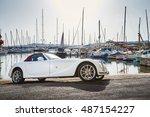 france  beaulieu  7 april 2016  ...   Shutterstock . vector #487154227