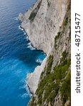 zakynthos   greece | Shutterstock . vector #48715477