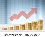 bank. | Shutterstock . vector #487295584