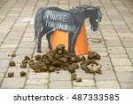 Horse Manure For Sale Sign  ...