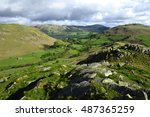 Small photo of Gowbarrow Fell from Beda Fell