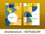 geometric design  business...
