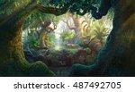 Fantasy Inside Forest...