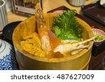 Japanese Food   Seafood Don Se...