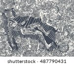 powered by science. | Shutterstock .eps vector #487790431