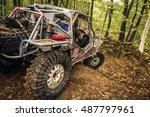 sarata monteoru  buzau  romania ... | Shutterstock . vector #487797961