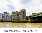 london  england   july 22  2016 ... | Shutterstock . vector #487925371