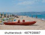 soverato  italy   june 18  2010 ... | Shutterstock . vector #487928887