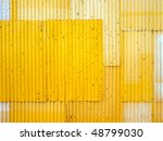 Texture Background Of Yellow...