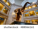 washington d.c. usa   august 11 ... | Shutterstock . vector #488066161